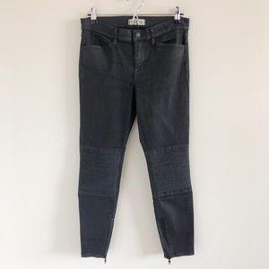 Madewell Skinny Skinny Jeans In Racetrack 29